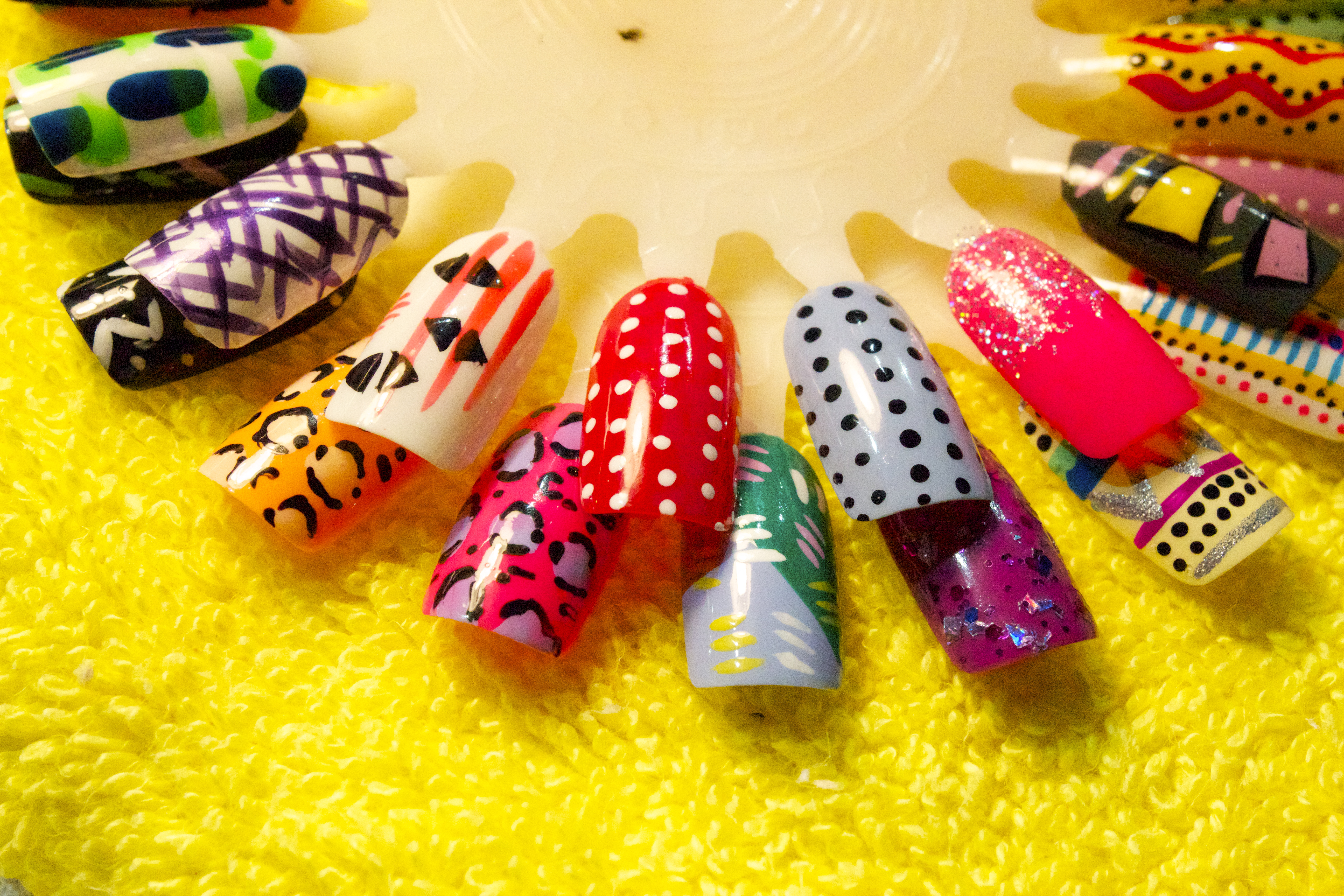 Diy Nail Art Workshop Brisbane Photography And Production Management